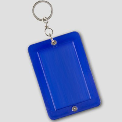 Créotel keyring - blue to personalize