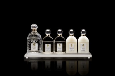 Groupe GM announces a new design for its legendary Eau Impériale collection in collaboration with Guerlain